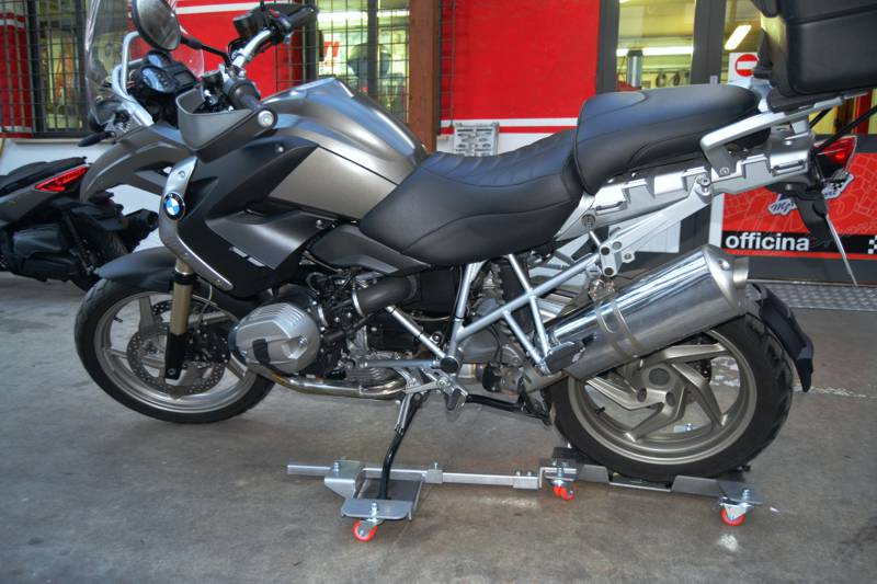FT400 PLUS CON MOTO